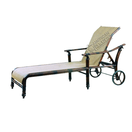 Coco Isle Chaise Lounge Sling